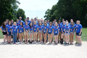 2016 Youth Tour Group Photo